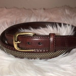 Brighton Leather Belt excellent condition 40""